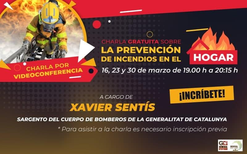 La prevención de incendios en el hogar